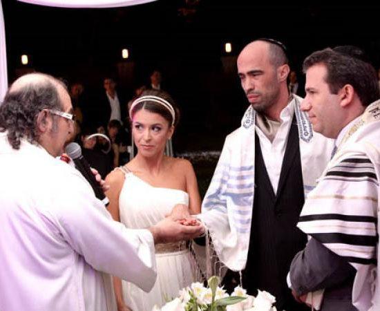 Ceremonia Compartida judeo-católica